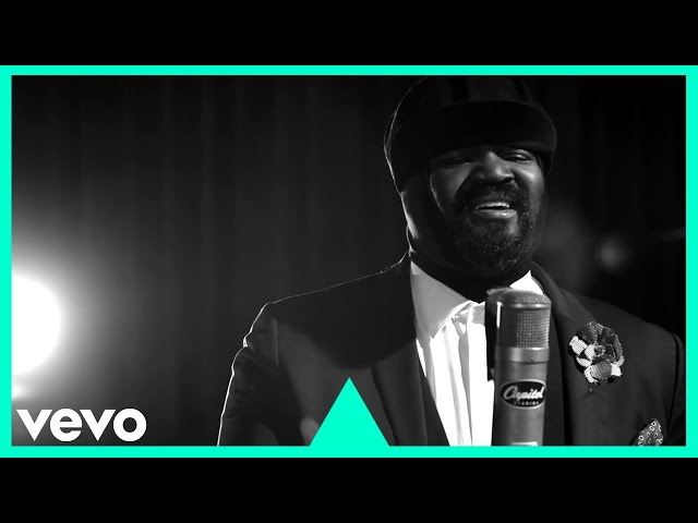 Gregory Porter – Take Me to the Alley (1 Mic 1 Take A Cappella)