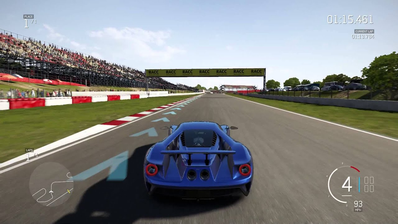 forza 6 track layout circuit de catalunya grand prix circuit youtube. Black Bedroom Furniture Sets. Home Design Ideas