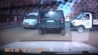 Разные случаи на дорогах