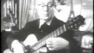 Andrés Segovia  - Sor: Variations sur un thème de Mozart