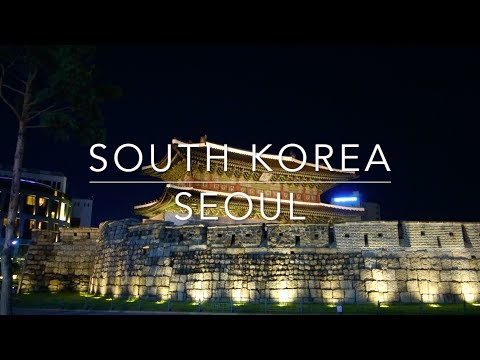 Travel Vlog ✈ Seoul, South Korea (PART 1)