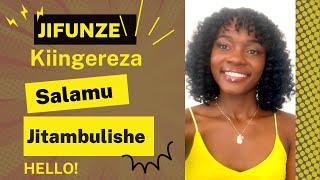 Jifunze Kiingereza na Dorothy ni kozi ambayo itakusaidia kujifunza ...