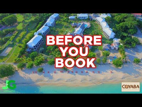 Coyaba Beach Resort & Spa Grenada West Indies Review/Walkthrough