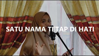 Satu Nama Tetap Di Hati - EYE    Cover By icha Pea Kampong Production