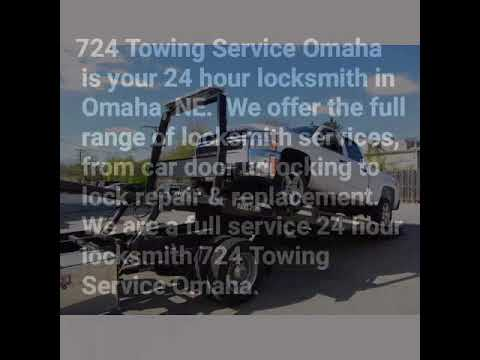 Auto Lock Out Services and Cost Omaha, NE| 724 Towing Service Omaha