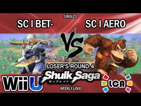 LCA Weekly 67 Singles - Bet. vs Aero - [L] Round 4