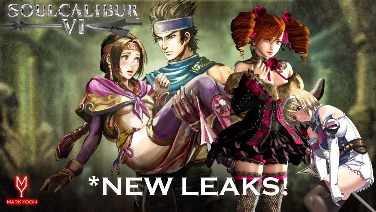 New Leaks Revealed Days Before Release! (Soul Calibur VI)