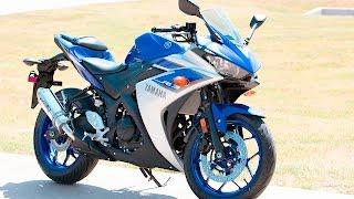 2015 Yamaha R3 Test Ride