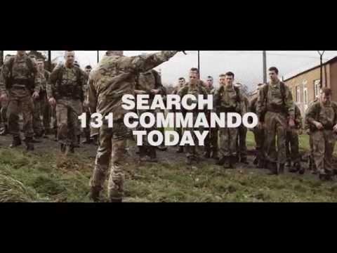 131 Commando - Tarzan Assault Course