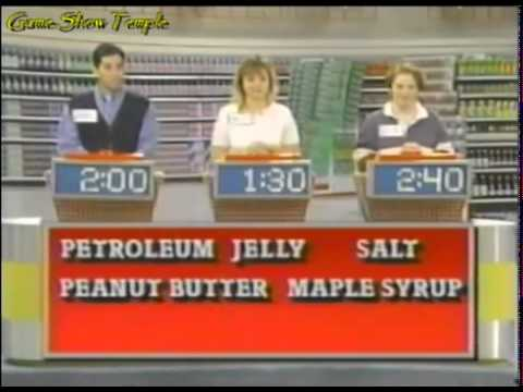 Supermarket Sweep - Dave & Tresa vs. Christy & Debbie vs. Lisa & Tom (1994)