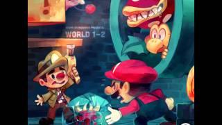 World 1-2 (D1;T11) halc - Blooper Reeling (Super Mario World)