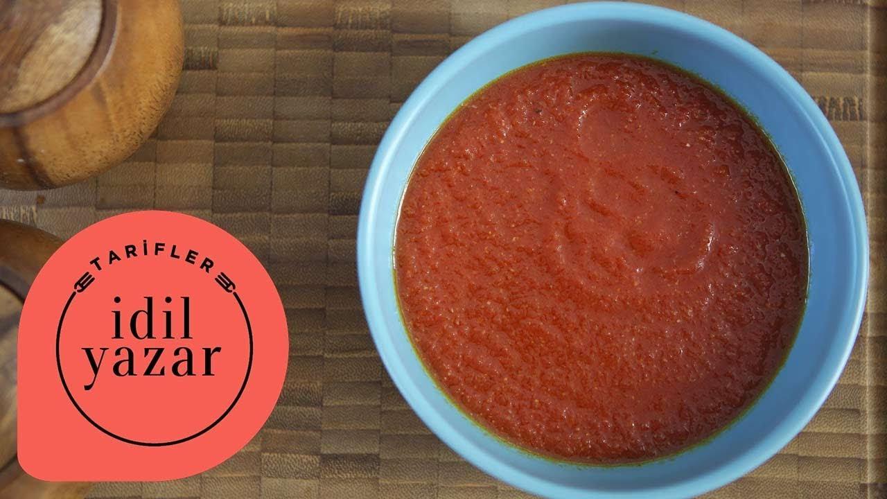 Evde ketçap nasıl yapılır: birkaç yemek tarifleri