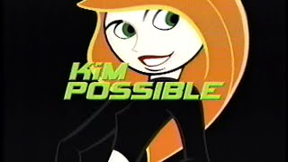 Kim Possible - The Secret Files (2003) Teaser (VHS Capture)