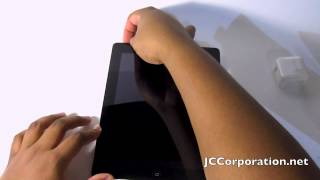 Unboxing: Apple iPad (3rd generation) Black WiFi