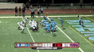 Riverside HS Football - Ramona vs Rubidoux
