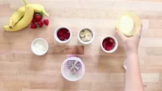 Revablend 免電式手動果汁機 - 使用說明 |快速打奶昔|免電力|免電池|養生|果汁機|環保