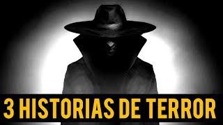 3 HISTORIAS DE TERROR XIII (RELATOS DE HORROR)