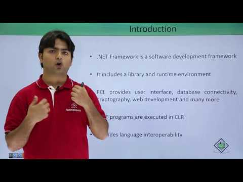 .Net - Introduction
