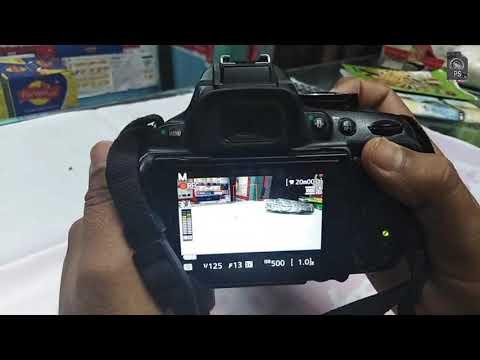 Nikon Dslr se Full HD video Recording kaise kare...Movie Setting Kya Rakhe