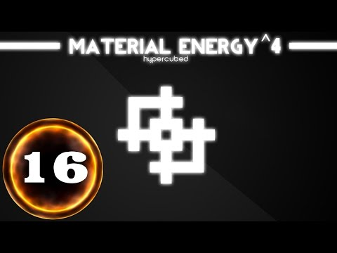 Material Energy^4: E16 - Getting Expensive this Minechem
