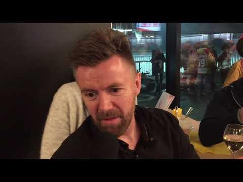ESVK VIP Lounge Interview mit Johann Wirrer von der Firma Linara Fenster & Türen