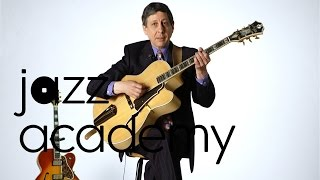 Jazz Guitar Comping in the Style of Freddie Green