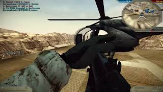 Battlefield 2: Alpha Project - Gameplay - [HD]