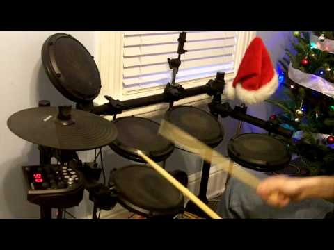 Harry Connick Jr - (It Must Have Been Ol') Santa Claus (Drum cover)