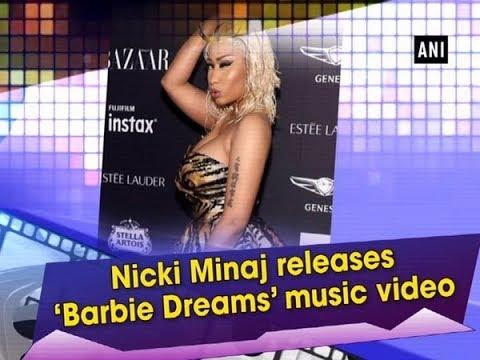 nicki-minaj-releases-'barbie-dreams'-music-video---#hollywood-news