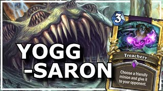 Hearthstone - Best of Yogg-Saron | ft. Treachery