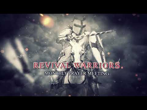 Revival Warriors (Chennai For Jesus) | 1st May 2019, 9AM to 5PM IST