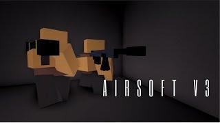 Roblox | Third Reich VS USSR (AIRSOFT V3) |1|