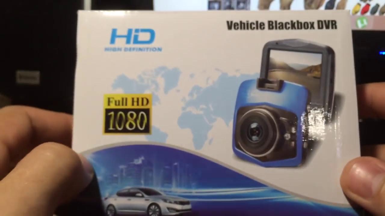 Видеорегистратор vehicle dvr hd