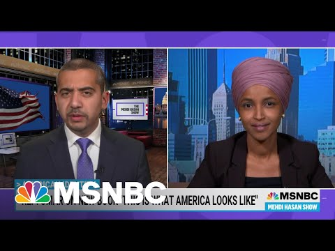 Rep. Ilhan Omar On Why The Hate She Receives Isn't Really About Her