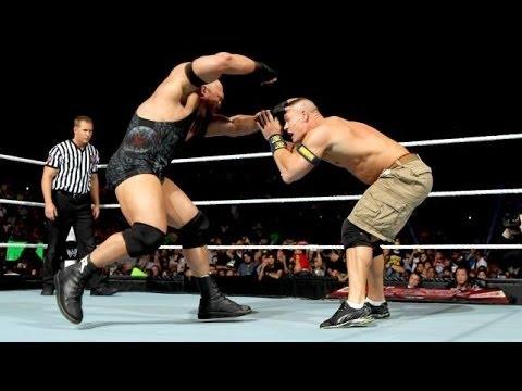 WWE SummerSlam 2013 Daniel Bryan vs John Cena