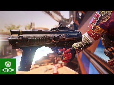 Official Call of Duty : Infinite Warfare - 3/28 Quartermaster Update Trailer, VPR