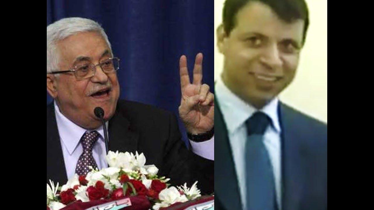 Молодые волки хватают Махмуда Аббаса за пятки