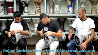 Doumbek Solo - Sombaty Darbuka - Belly dance Music - Buy Darbuka
