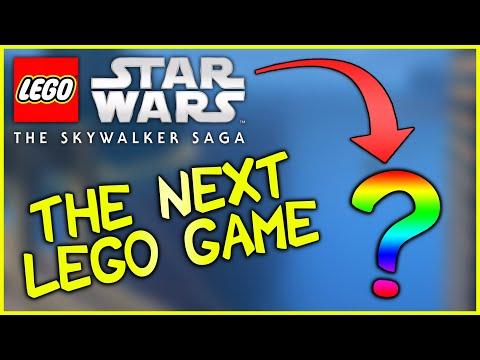 ONLINE PLAY LEGO Game Coming AFTER LEGO Star Wars: The Skywalker Saga |