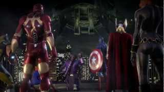 Marvel Avengers Battle For Earth - Comic Con 2012 Trailer Official Marvel | HD