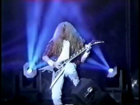 Megadeth - Live In Albany 1993 [Full Concert] /mG