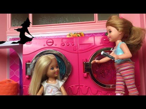 Barbie- The Scary Sleepover