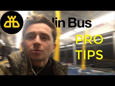 PRO TIPS for Dublin Bus
