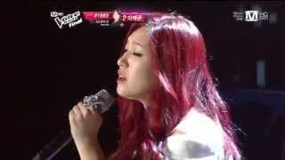 """보이스코리아 시즌2 - [Mnet 보이스코리아2 Ep.15] 이시몬 - """"비처럼 음악처럼"""""""