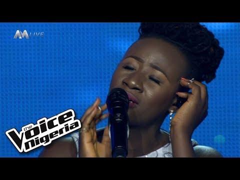 """Download Annie C - """"No Ordinary Love"""" / Live Show / The Voice Nigeria Season 2"""