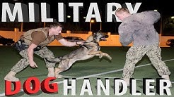 K-9 Unit | How To Become a Military Working Dog Handler