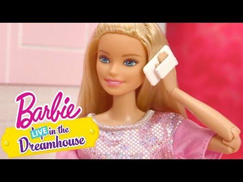 Barbie Deutsch | Traumhausbauer | LIVE! In The Dreamhouse | Barbie Puppen | Videos für Kinder