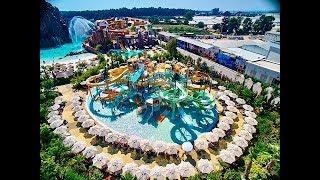Best aqua park hotel in the world Rixos the land of legend