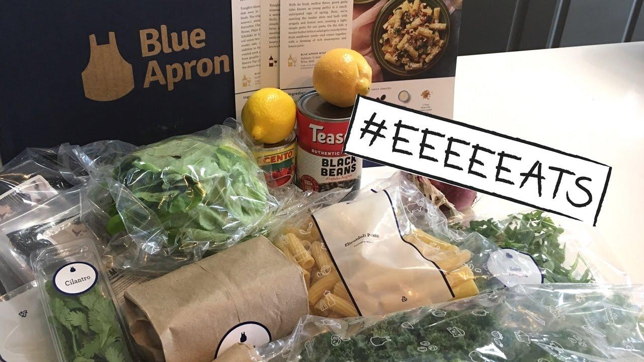 Blue apron london - Honest Blue Apron Review