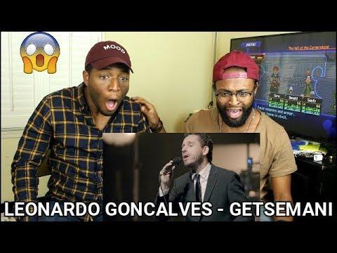 Leonardo Gonçalves - Getsêmani (Vídeo Ao Vivo) (REACTION)